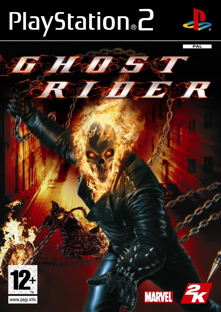 download pc game ghost rider full version ~ download game offline