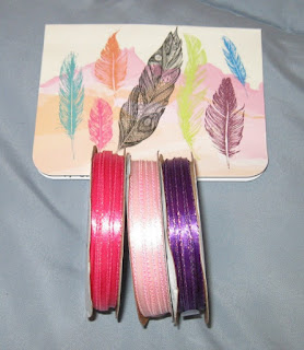 ribbon for bookmarks or tags