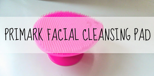 Primark Facial Cleansing Pad