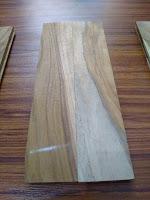 lantai kayu Jati grade B