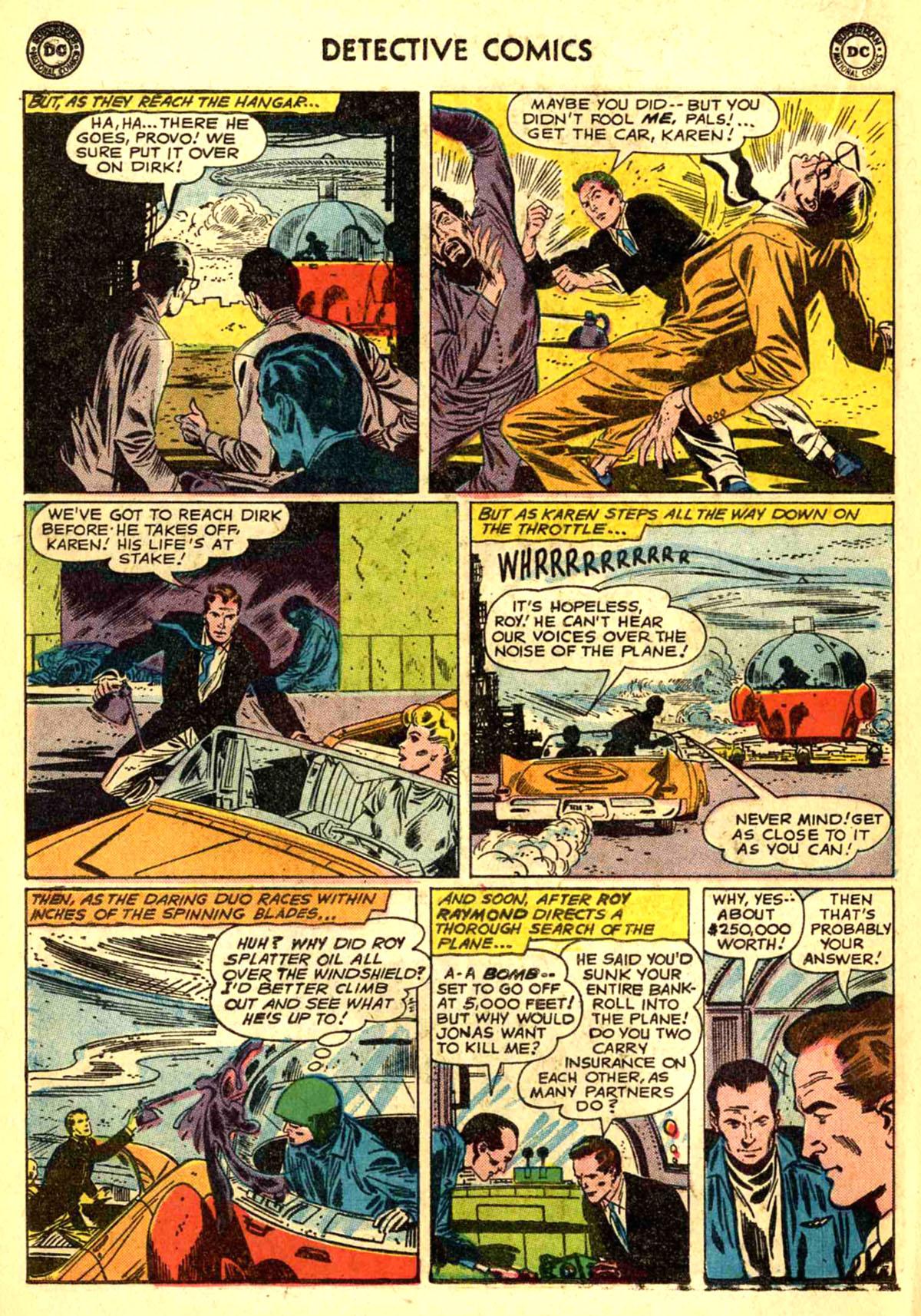 Detective Comics (1937) 285 Page 21