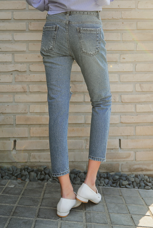Yuni Denim Pants