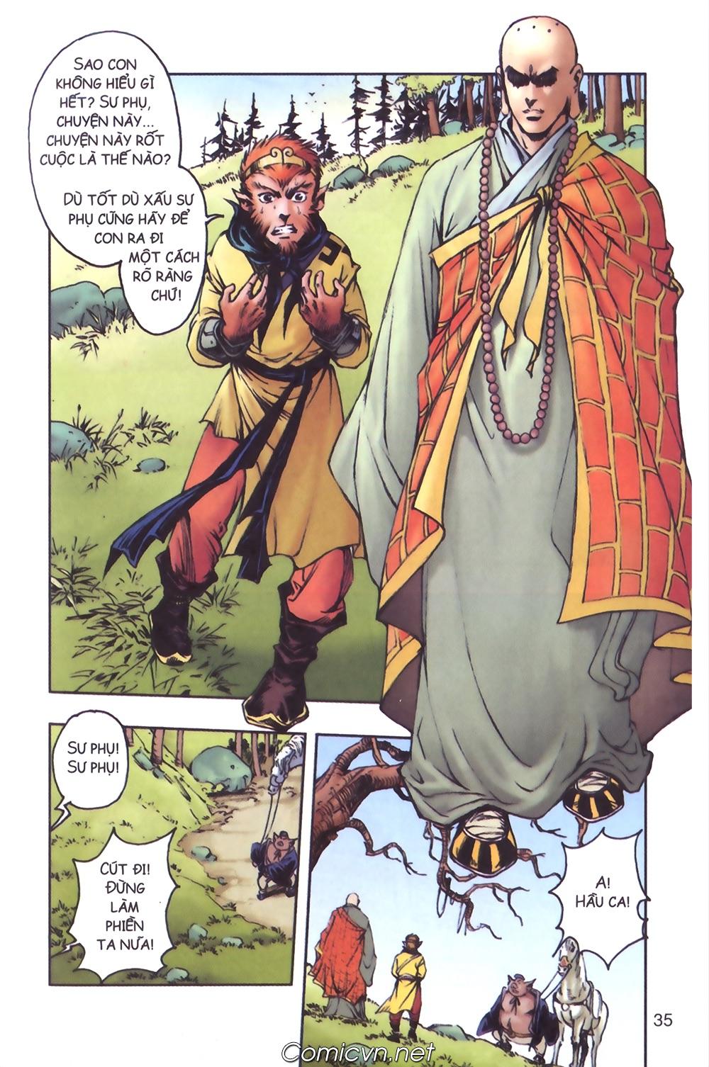 Tây Du Ký màu - Chapter 102 - Pic 5