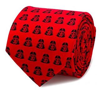corbata de darth vader