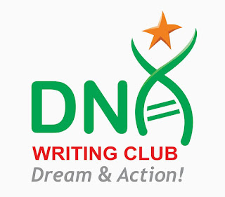 Logo DNA  Writing Club