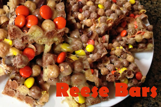 Pinflipped Reese Bars