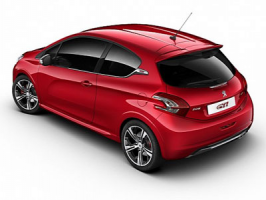 auto review world peugeot 208 gti to break cover at paris motor show. Black Bedroom Furniture Sets. Home Design Ideas