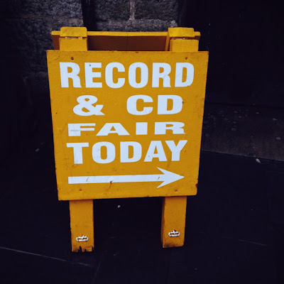 Record fair. Drummonds Aberdeen.