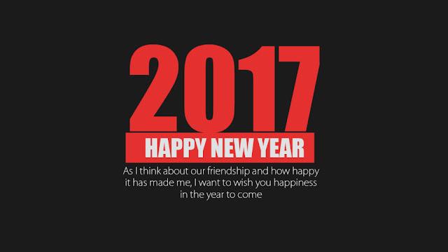 Feliz Ano Nuevo Wallpaper Para PC