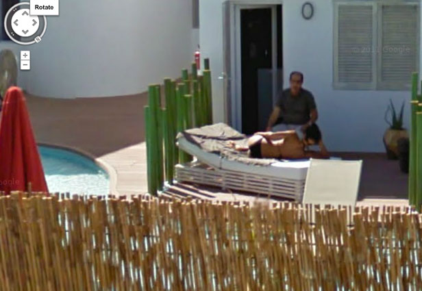Google Street View Photos