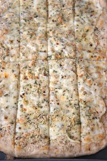 Cheesy Breadsticks: Savory Sweet and Satsifying