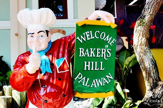 Baker's HIll Palawan Best Restaurants in Puerto Princesa Palawan Philippines YedyLicious Manila Food and Travel Blog