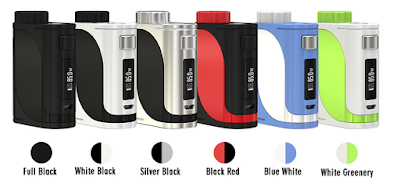 What Are The Characteristics Of Eleaf iStick Pico 25?