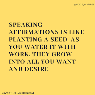 20 Positive Affirmations To Help You Live Through The Week