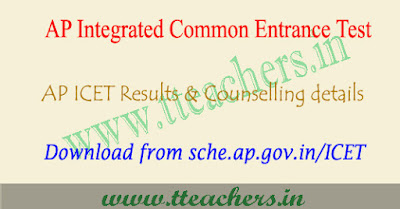 AP ICET Results 2019, apicet result, counselling dates 2019