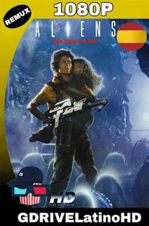 Aliens el Regreso (1986)[CAS] BDREMUX 1080P MKV