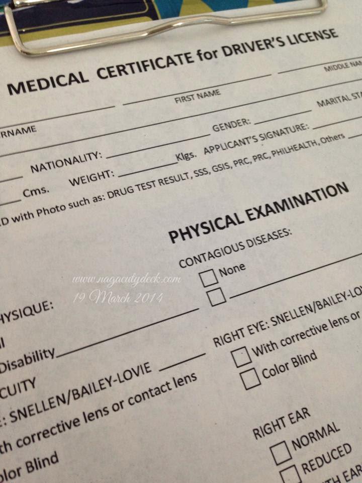 Lto Naga Driver S License Renewal Naga City Deck