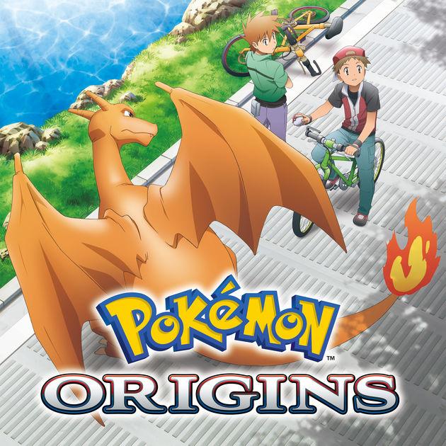 Pokémon Los Origenes [4/4][HD-720p] [Castellano, Japones] [Mega]