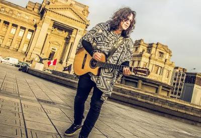 Gustavo Ratto invoca a la unión de todos los peruanos con una canción