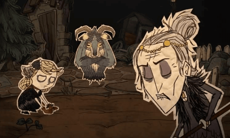 تحميل لعبة don't starve together