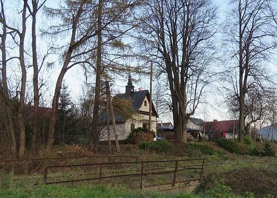 Kaplica Najświętszej Maryi Panny Loretańskiej z 1826 roku.
