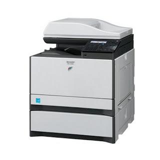 Sharp MX-C300W Scanner Driver Download