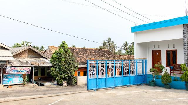 villa mutiara sawarna banten