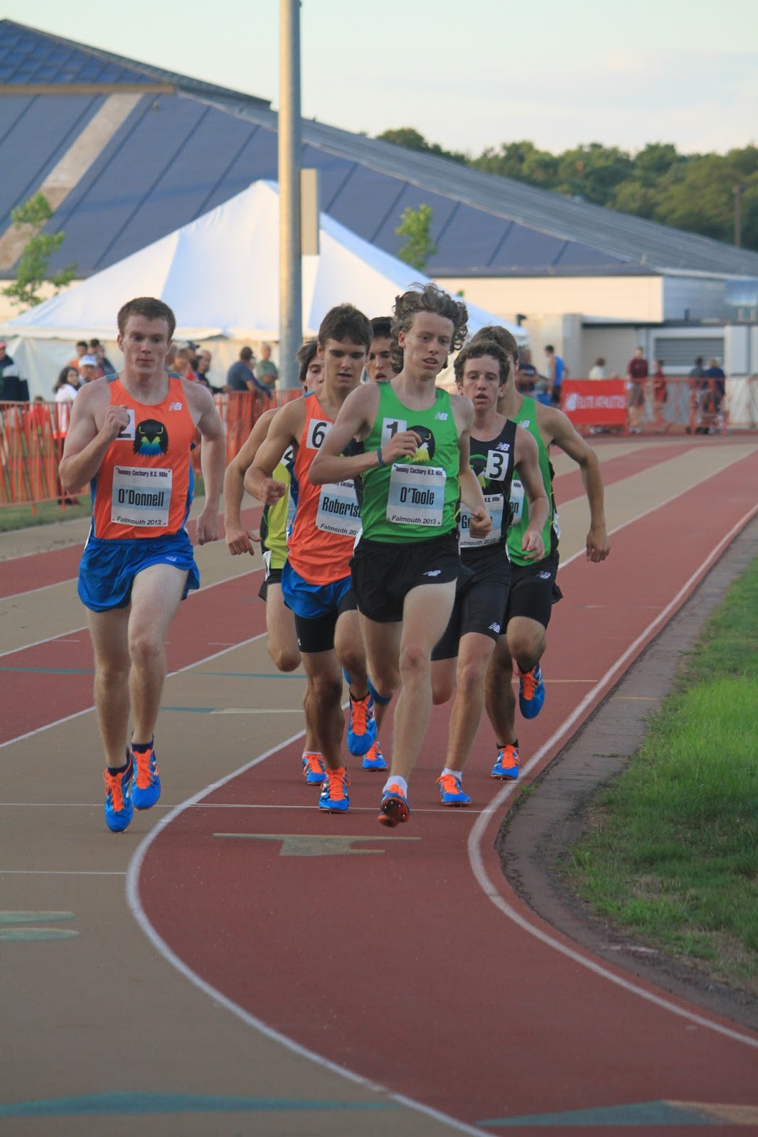 Michelle Gage Photography: Tommy Cochary High School Mile ...