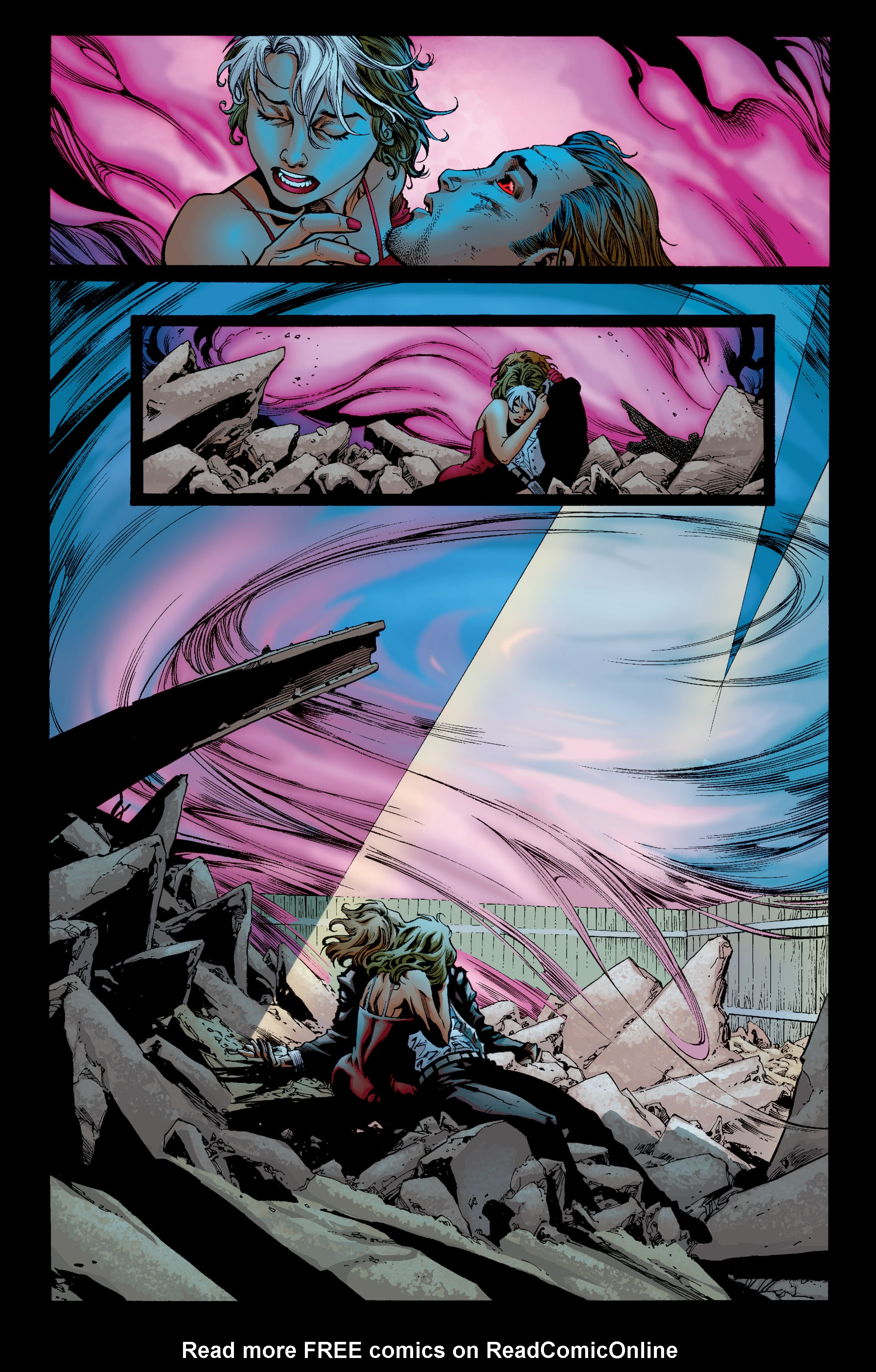 Read online Ultimate X-Men comic -  Issue # _Annual 1 - 32