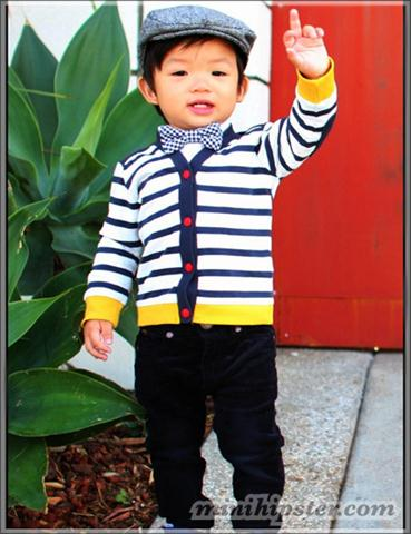 Free Fashion: Hipster Clothing for Kids