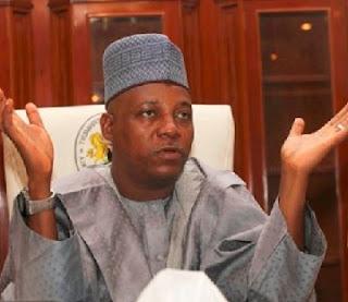 Borno Governor Shetima
