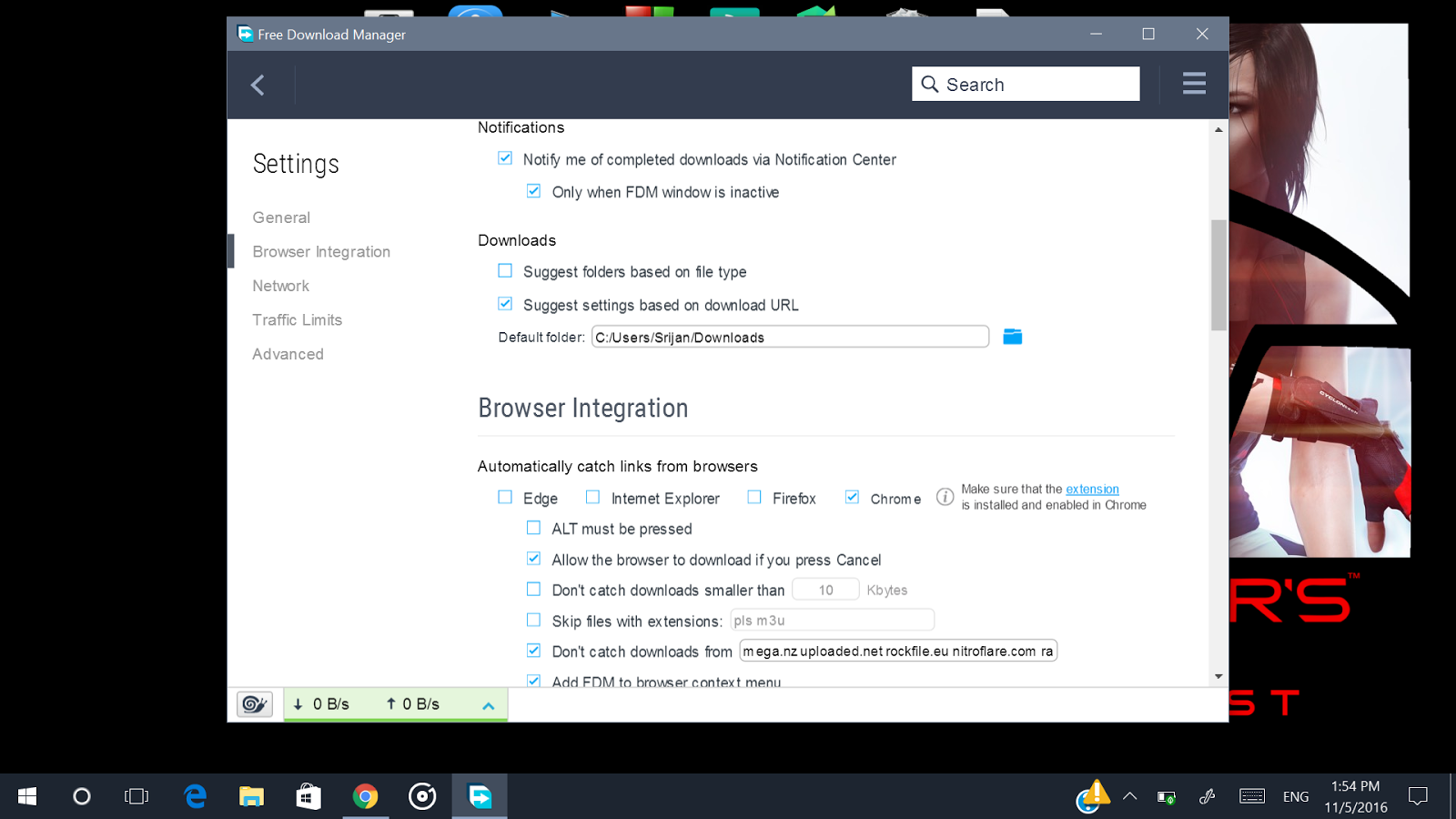 free download manager extension for edge