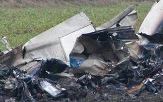 Στρατιωτικό αεροπλάνο έπεσε σε κατοικημένη περιοχή στο Σαν Ντιέγκο