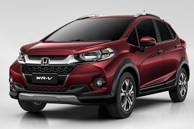 New 2017 Honda WRV Crossover Wallpaper