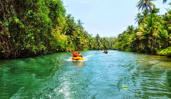 This is a hidden current that is nevertheless preserved MARON RIVER - PACITAN, EAST JAVA INDONESIA