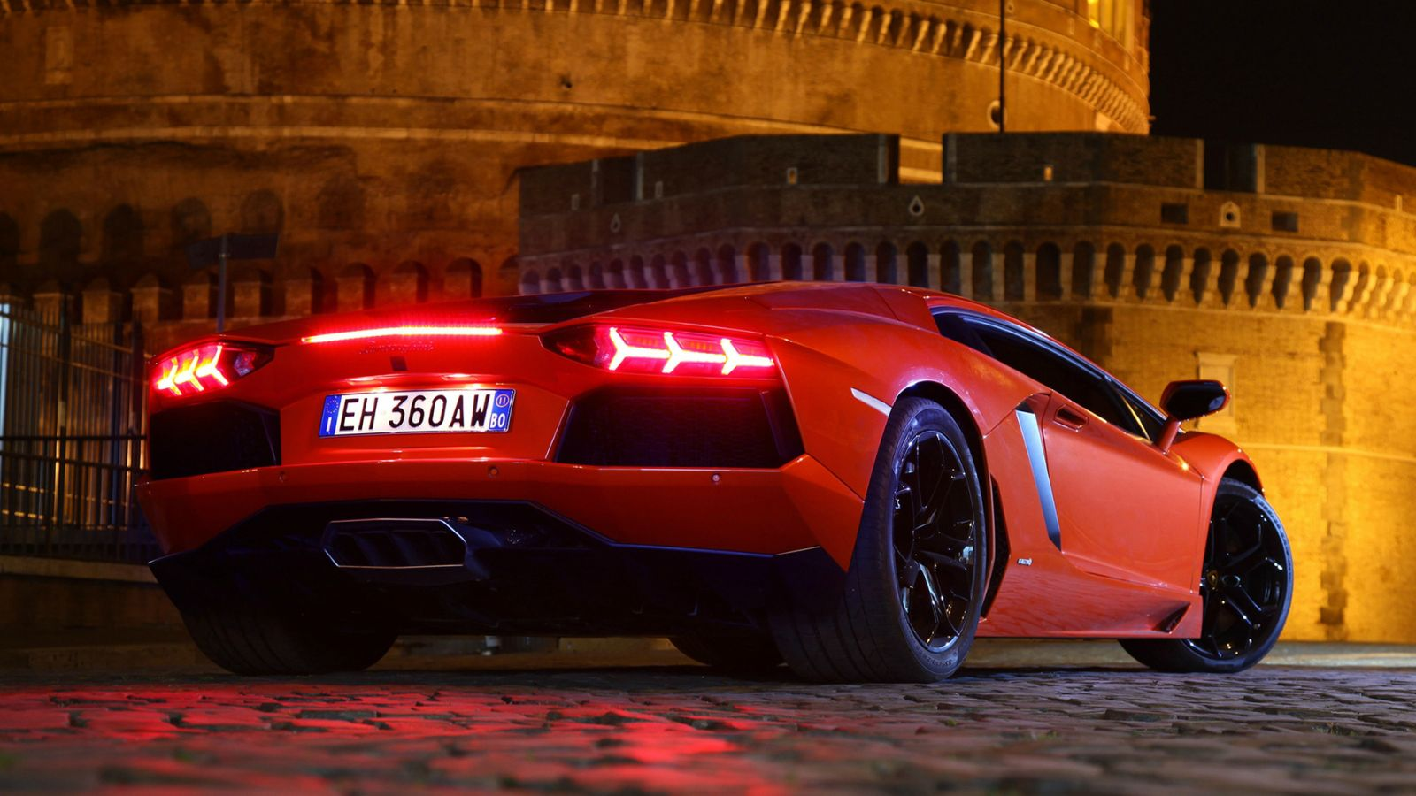 Lamborghini Car Wallpapers