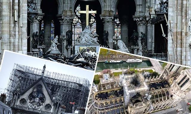 La catedral de Notre Dame estará cerrada por seis años