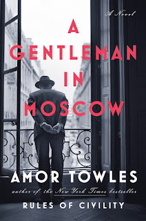 A Gentleman in Moscow - Amor Towles [kindle] [mobi]