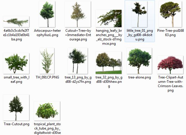 Up Of 300 Trees - Png Free Download - Architecture Design
