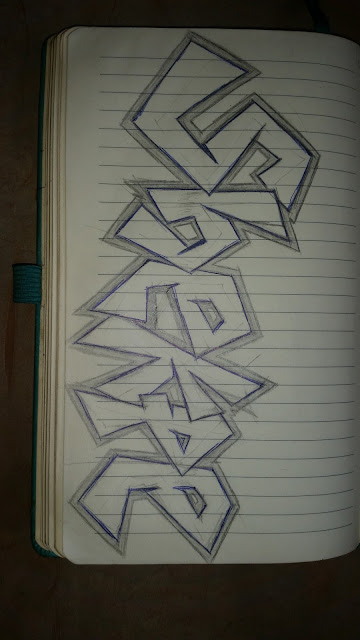 Shekpe Graffiti Digital Art Design [Photos] The Paper Work