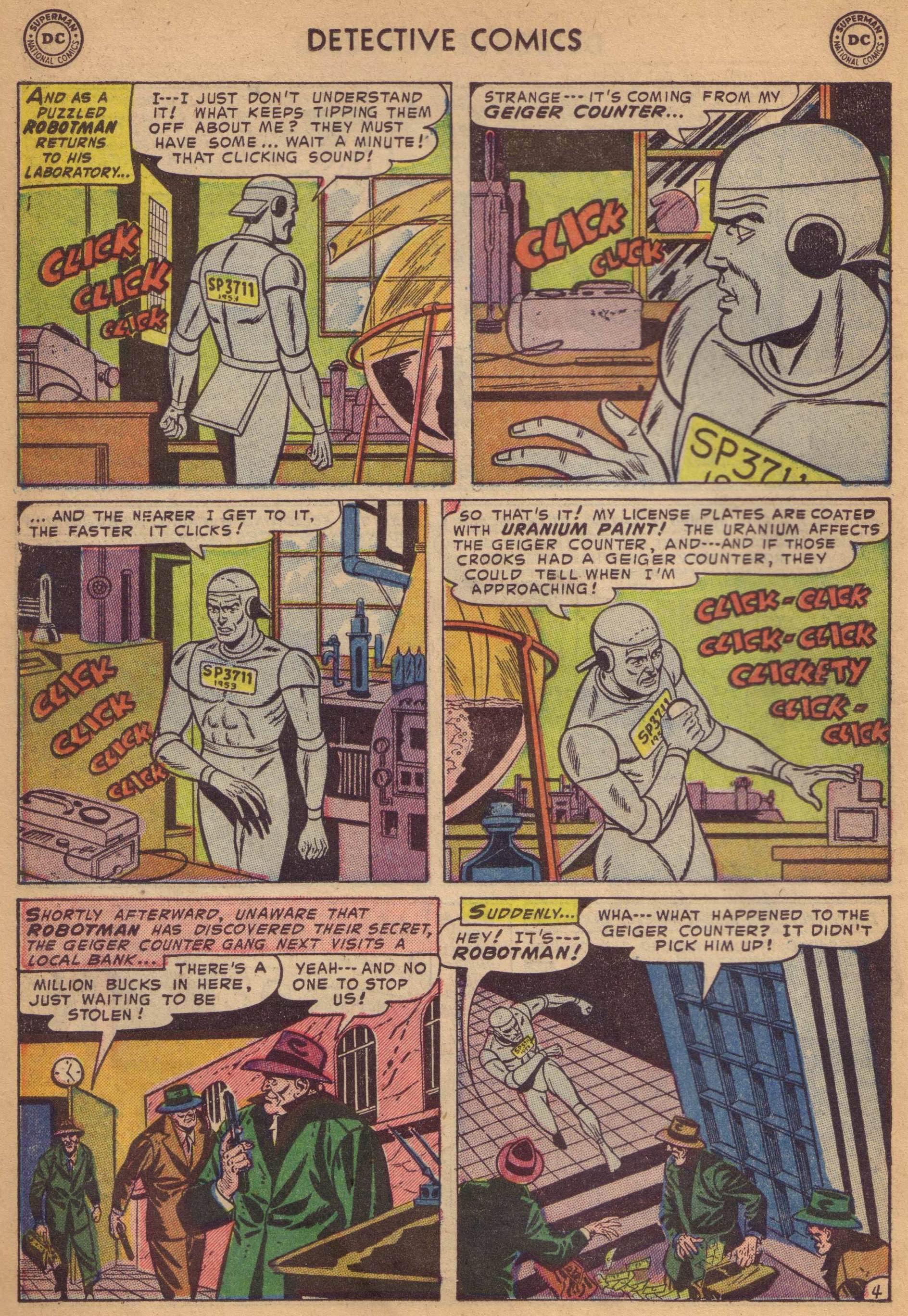 Read online Detective Comics (1937) comic -  Issue #197 - 28