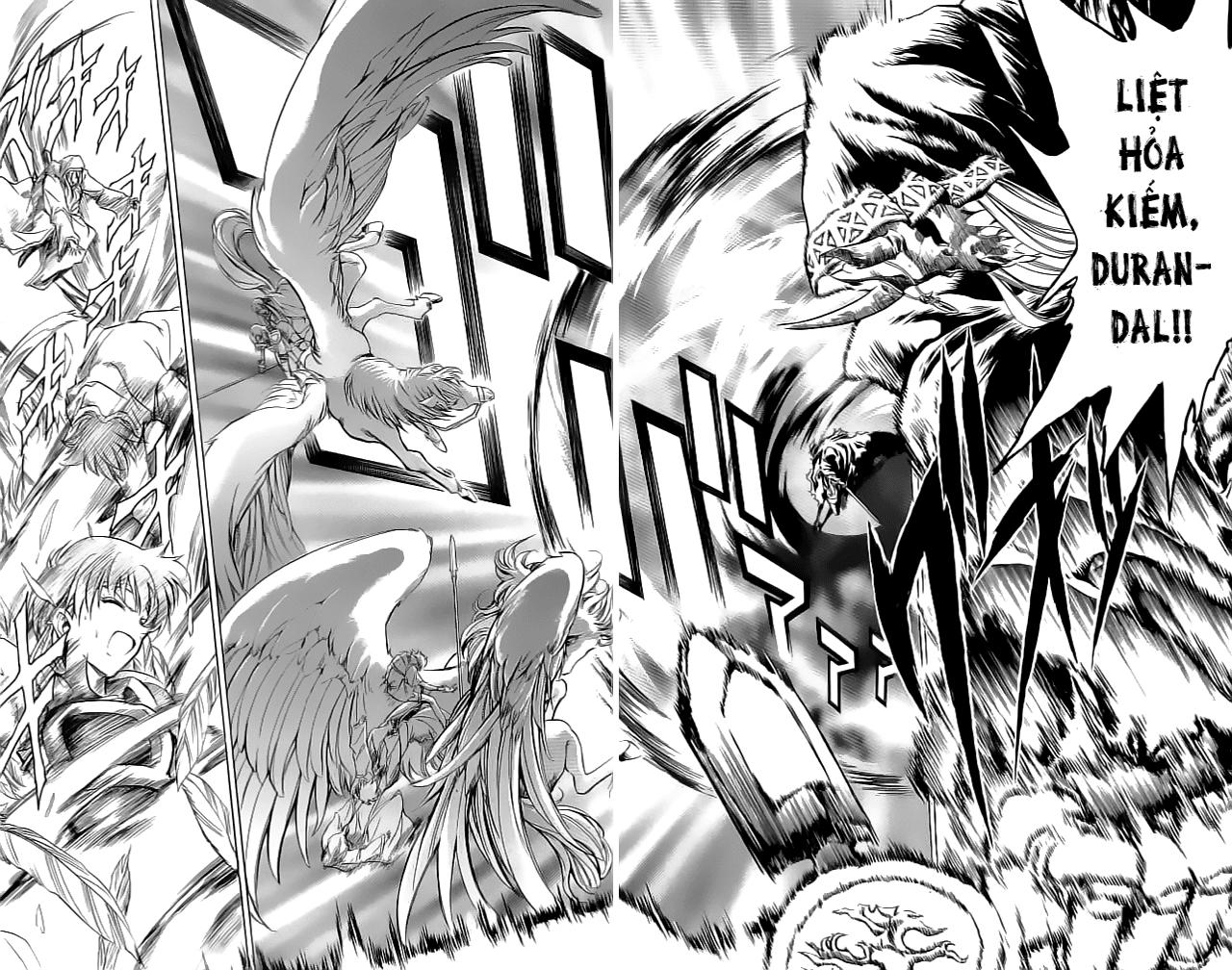 Fire Emblem - Hasha no Tsurugi chap 025 trang 25