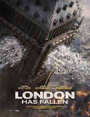 pelicula Londres bajo fuego (London Has Fallen) (2016)