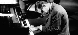 Bill Evans american pianist and composer jazz transcription sheet music