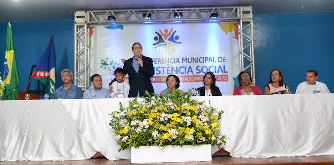 X Conferência Municipal de Assistência Social delibera propostas e elege 8 delegados para Conferência Estadual em outubro