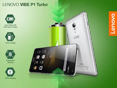 Spesifikasi Lengkap Lenovo Vibe P1 Turbo Bulan Desember