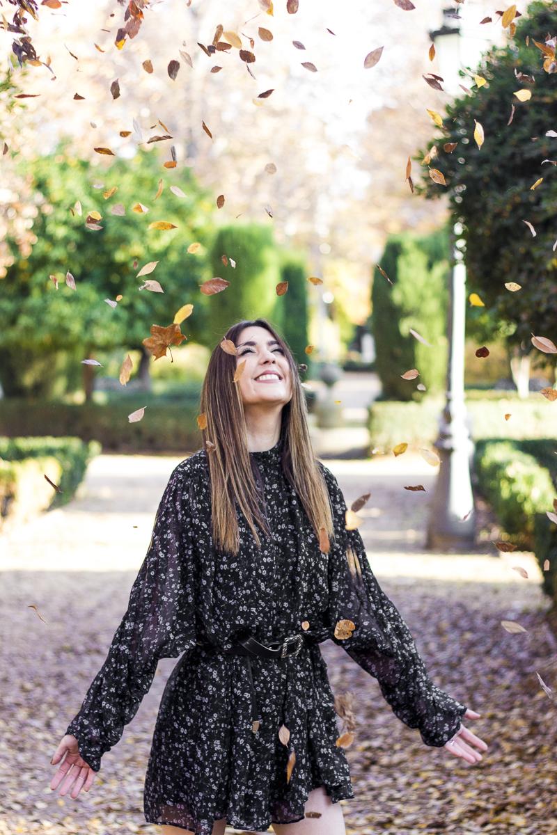 Fall in granada party floral jumpsuit blog de moda - Zara en cadiz ...