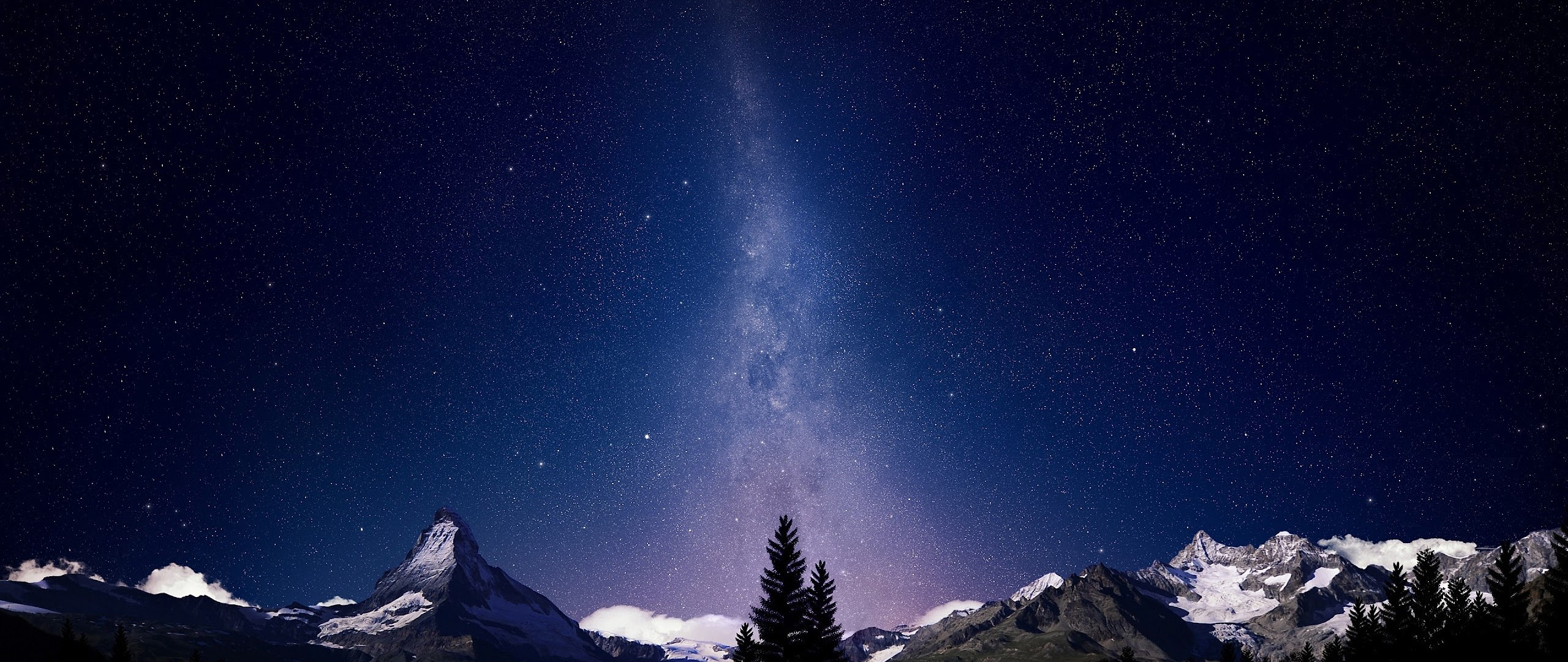 Milky Way Night Sky Stars 4k 3840x2160 Wallpaper 72