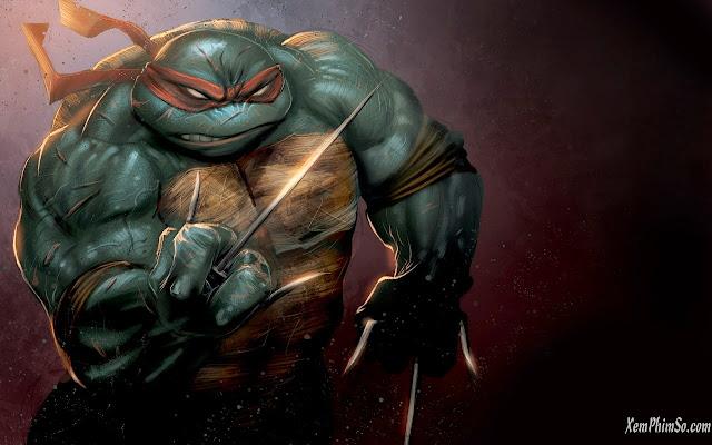 Ninja Rùa heyphim teenage mutant ninja turtles 3