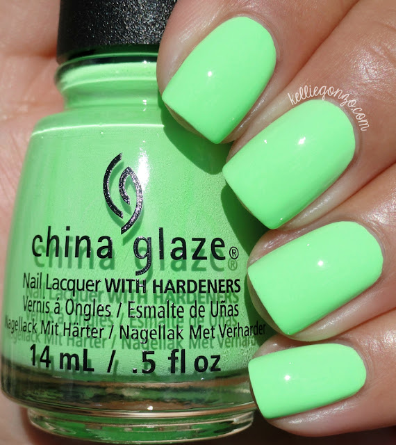 China Glaze Lime After Lime